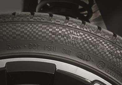 Reifenalter anhand der DOT-Nummer erkennen