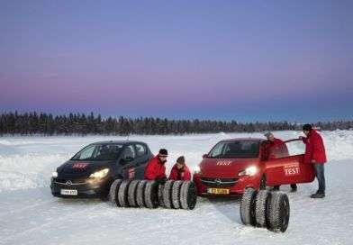 GTÜ Winterreifentest 2018